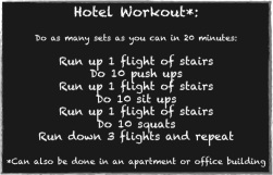 You don't need a gym to get a great workout