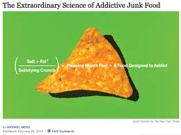 addictive junk food