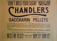 saccharin pellets