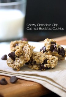 Chewy-Chocolate-Chip-Oatmeal-Breakfast-Cookies