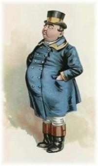 Pickwickian Syndrome--Joe-The-Fat-Boy-