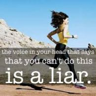 the voice in your head is a liar