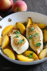 Basil-Peach Chicken Breasts-2