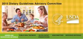 dietary guidelines committee