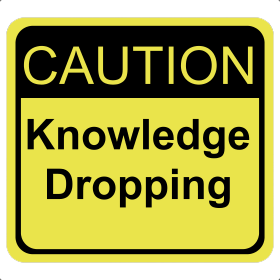 knowledge dropping