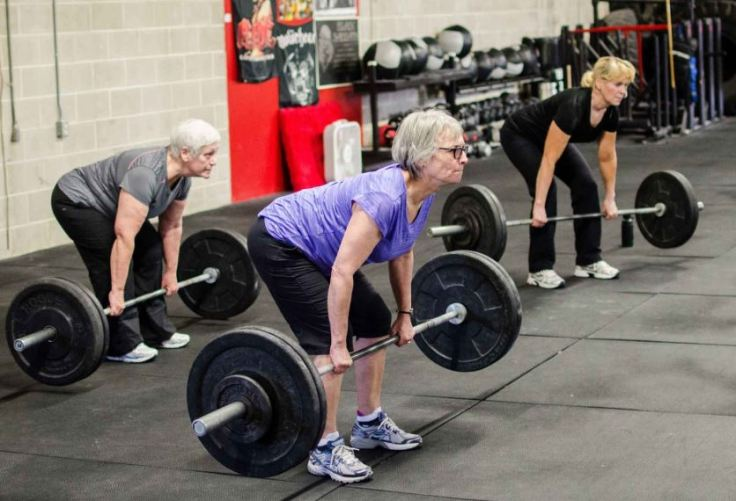 Crossfit Elderly